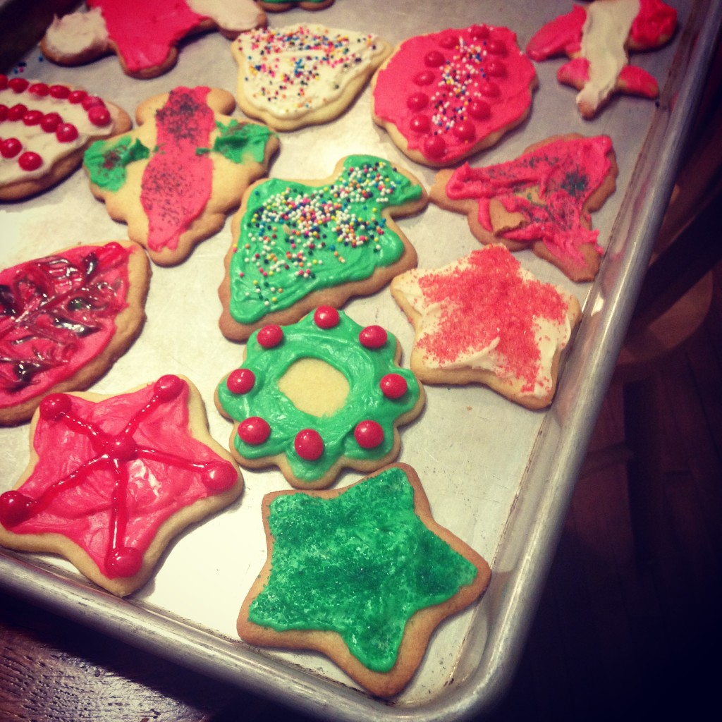 Homely Christmas Cookies